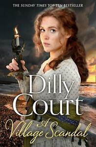 A-Village-Scandal-The-Village-Secrets-Book-2-by-Dilly-Court