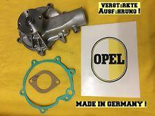 NEU verstärkte Wasserpumpe inkl Dichtung für Opel 4 + 6 Zylinder CiH Modelle