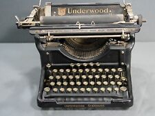 UNDERWOOD STANDARD 1926 VINTAGE TYPEWRITER