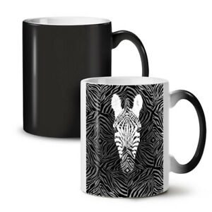 Animal Face Wild NEW Colour Changing Tea Coffee Mug 11 oz | Wellcoda