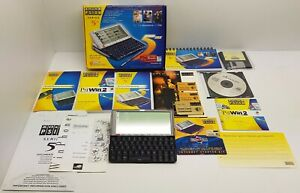 Psion Series 5mx [Boxed] Tested & Working. Loads of booklets,Gold Card,Software!