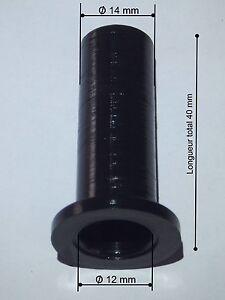 REDUCTION-NYLON-NOIR-POUR-GOND-TORBEL-14-X-12-INTERIEUR-PORTE-ET-FENETRE