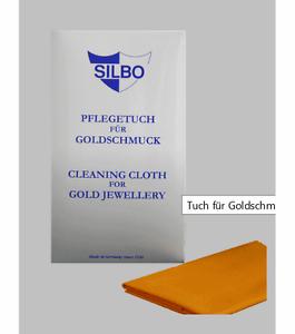 Silbo Pflegetuch Für Goldschmuck Gold Putztuch Reinigungstuch Für Schmuck Verbraucher Zuerst