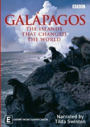 1 of 1 - Galapagos (DVD, 2008, 2-Disc Set)  New, ExRetail Stock, Genuine & unSealed D53