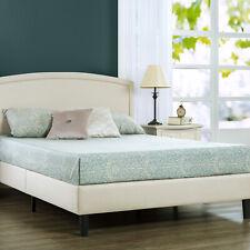 Zinus Kodi Upholstered Arched Platform Bed