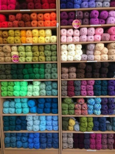 Stylecraft Special 100g DK Yarn Purples