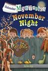 Calendar Mysteries #11: November Night by Ron Roy (Paperback / softback, 2014)