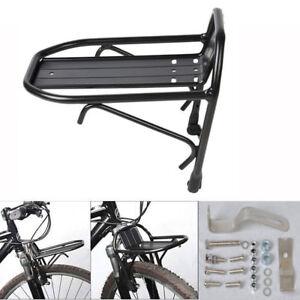 Support lumière avant Front Vélo Alliage d/'aluminium Assemblage Rechange