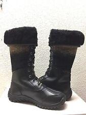 9973429ee96 Buy UGG Australia Tall Adirondack Obsidian Waterproof BOOTS US 8.5 ...