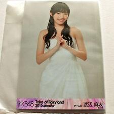 AKB48 Mayu Watanabe AKB48 2015 officlal wall calendar photo