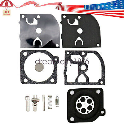 Carb Rebuild Kit For MCCULLOCH Craftsman MAC 3214 3200 3516 3816 3818 Chainsaw
