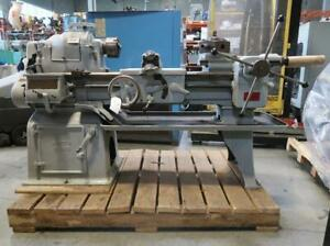 SOUTH BEND 16 X 36 Turret Lathe Canada Preview