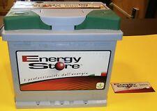 Batteria avviamento ENERGY STORE mod. 6EM5iMF 12V - 55Ah, 480A EN