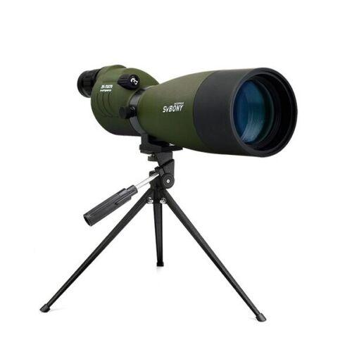 Spotting Zoom Scope 25 75x70 Telescope BAK4 Prism Waterproof Monocular Telescope