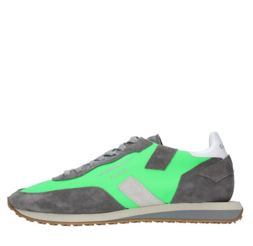 AMI014/_GHOU Scarpe Sneakers GHOUD uomo Verde
