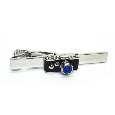 gifts for photographers wedding gifts Camera lens tiebar personalization photographers tie clip