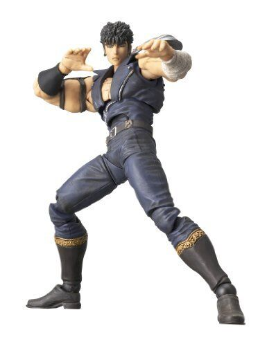 kb10 Legacy of Revoltech LR-001 Fist of the North Star KENSHIRO Figure KAIYODO