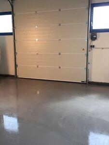 Das Bild Wird Geladen 5 Kg Kieselgrau 2K Bodenbeschichtung Garagenboden  Farbe Betonfarbe
