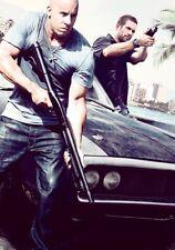 Fast Five Movie Poster 24x36 vin diesel shotgun