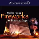 Fireworks for Brass & Organ 0754422710824 CD