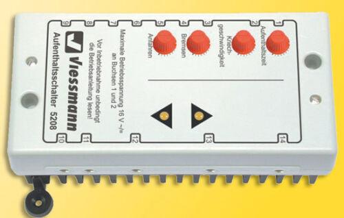 Viessmann 5208 interruttore di soggiorno