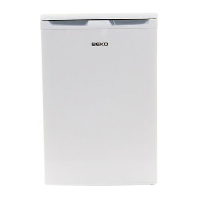 BEKO LX5053W Undercounter Fridge 130L A+ Energy Rating Auto-Defrost White - New