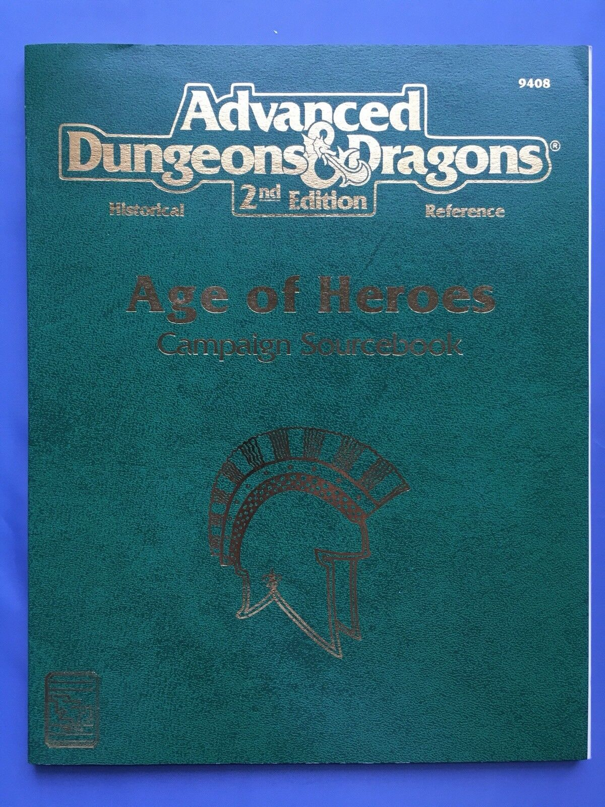 Age of Heroes Campaign Sourcebook - AD&D 2nd Edition Advanced Dungeons & Dragons