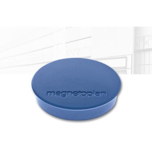 dkl.blau 0,32€//Stück 30x8mm magnetoplan Discofix Rundmagnet standard