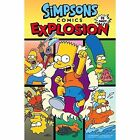 Simpsons Comics - Explosion by Matt Groening (Paperback, 2016)