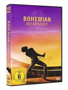 Bohemian Rhapsody [DVD/Nuovo/Scatola Originale] biopic su Freddie Mercury & Queen/4 Oscar