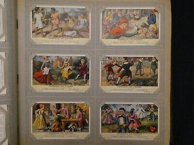 Alarm Liebig Chromo - Kinderspelen Van Voorheen - 1961 Voor Het Verbeteren Van De Bloedsomloop