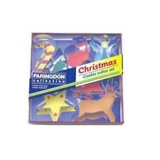 Dexam Puppy Love 7 Piece Cookie Cutter Set With Recipe Card
