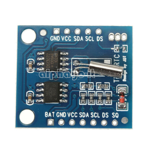 2//5//10PCS RTC I2C DS1307 AT24C32 Real Time Clock Module For Arduino AVR ARM