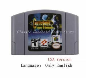 CastleVania Legacy Of Darness - Jeu NINTENDO 64 -  N64  NTSC / USA