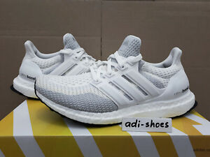 2016 ADIDAS ULTRA BOOST 2.0 WHITE/CLEAR
