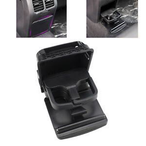 arri re accoudoir centrale console noir porte gobelet pour vw jetta mk5 golf ebay. Black Bedroom Furniture Sets. Home Design Ideas