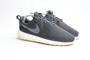 wholesale dealer 851af 48691 Image is loading Nike-Roshe-Run-Slip-On-Men-Black-White-