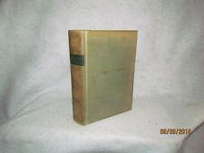 Antique Book - Nine Plays by Eugene O'Neill