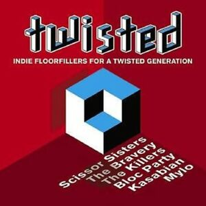 Various-Artists-Twisted-CD-Very-Good