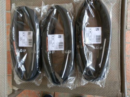 THREE Tufo S-33 Pro Tubular  Tires  700 X 24 BLACK 3