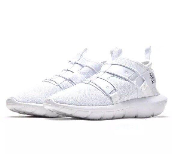 Nuova sz 12 nike vortak nero bianco / bianco nero vortak una scarpa aa2194-100