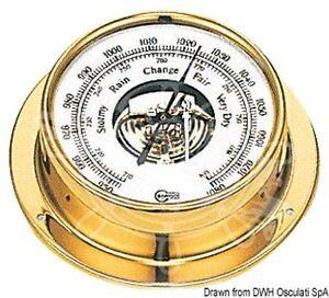 BARIGO Tempo M Barometer Boat Marine 110x32mm