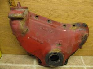 Details about Farmall H Front Engine Timing Cover 6246DC International  Tractor IHC McCormick