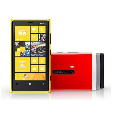 "New Unlocked Nokia Lumia 920 32GB 8MP GPS 4.5"" Wifi Windows 8.0 Smartphone White"