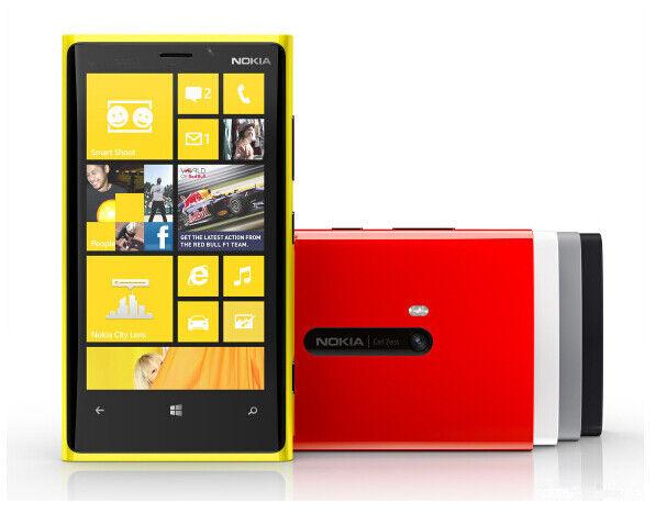 New Unlocked Nokia Lumia 920 32GB 8MP GPS 4.5