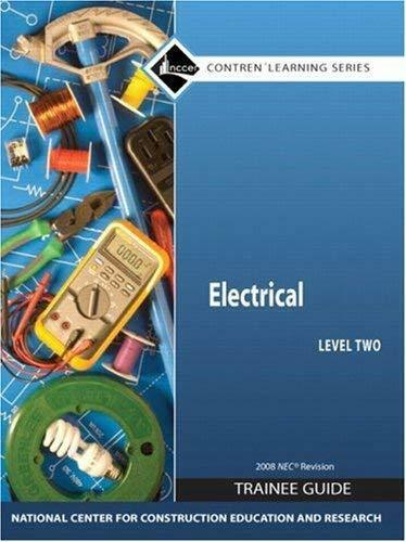 Details about Electrical Level 2 Trainee Guide - by NCCER