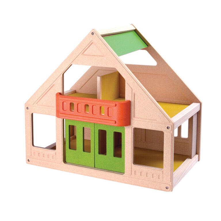 Plantoys Mein erstes Puppenhaus Holzspielzeug Holzspielzeug Holzspielzeug 1357601 50956f