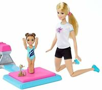 Barbie Gymnastics Dolls, Toddler Student Toys Games Girls Gifts Playtime on sale