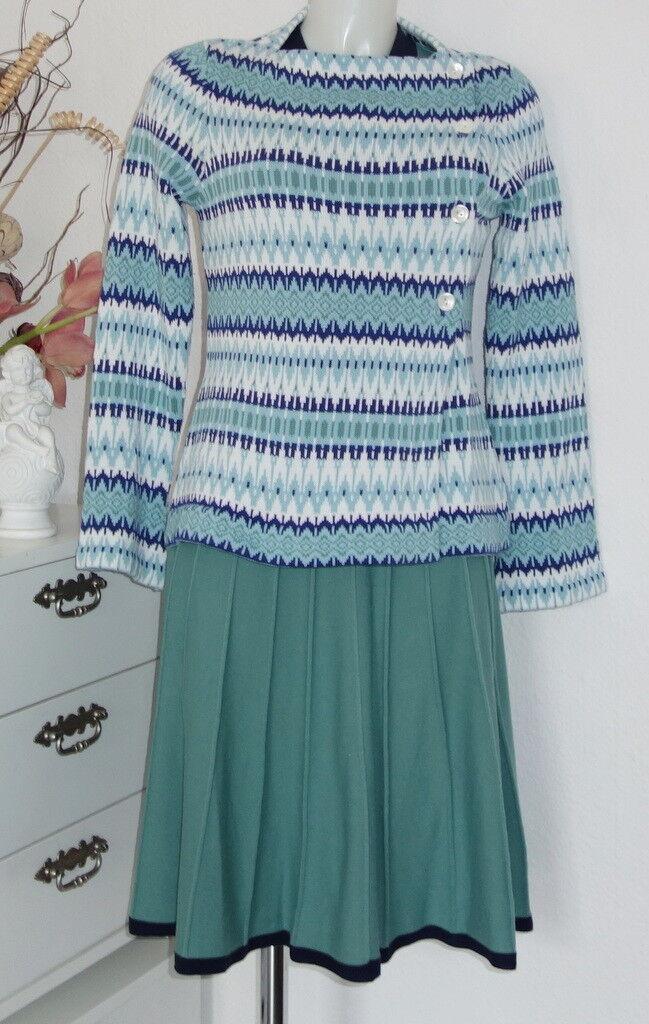 413142761075f6 Jumperfabriken Jacke Strickjacke hochwertig blau weiß Schweden Viintage  Cardigan nprnzp7017-neue Kleidung