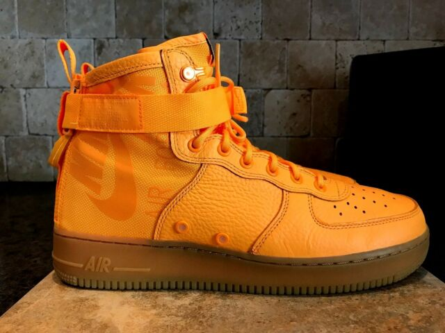 Nike SF Air Force 1 Mid OBJ Schuhe Vintage Outlet